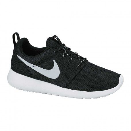 NIKE - Roshe run nera donna - Sneaker - Scarpe