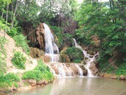 Lúčanský vodopád Lúčky