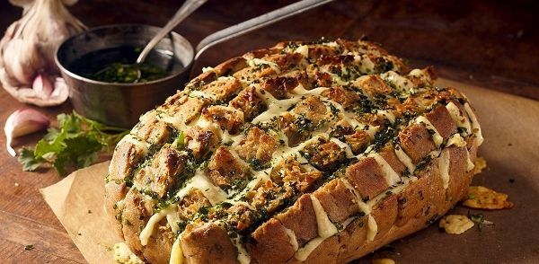 Heerlijk borrelbrood