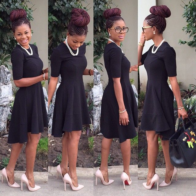 Wdn Stylespiration Our New Style Crush Is Tracy Iddrisu
