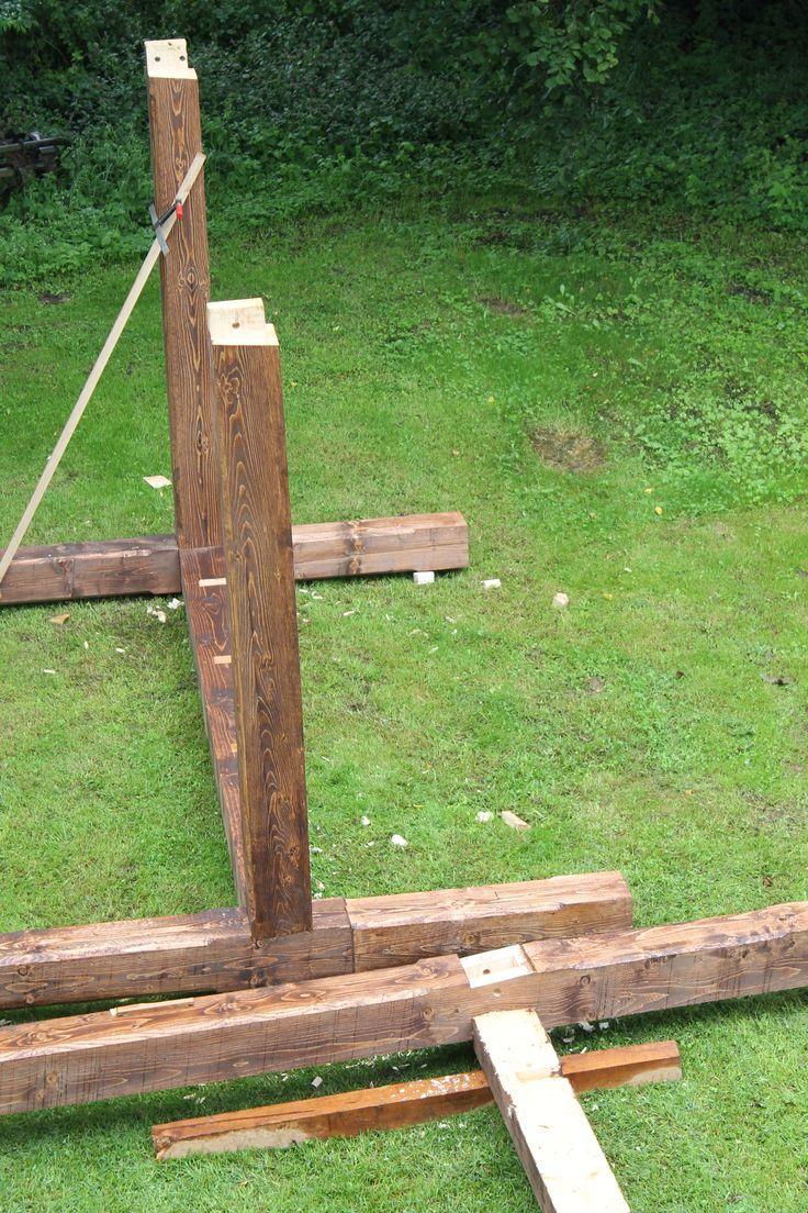 Balcony, timber framing, Balkon ciesielstwo www.drewnoikamien.pl