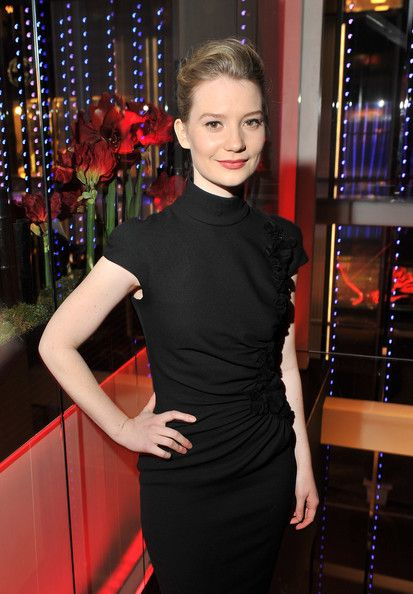 "Mia Wasikowska Photos - Screening of ""Albert Nobbs"" - After Party - Zimbio"