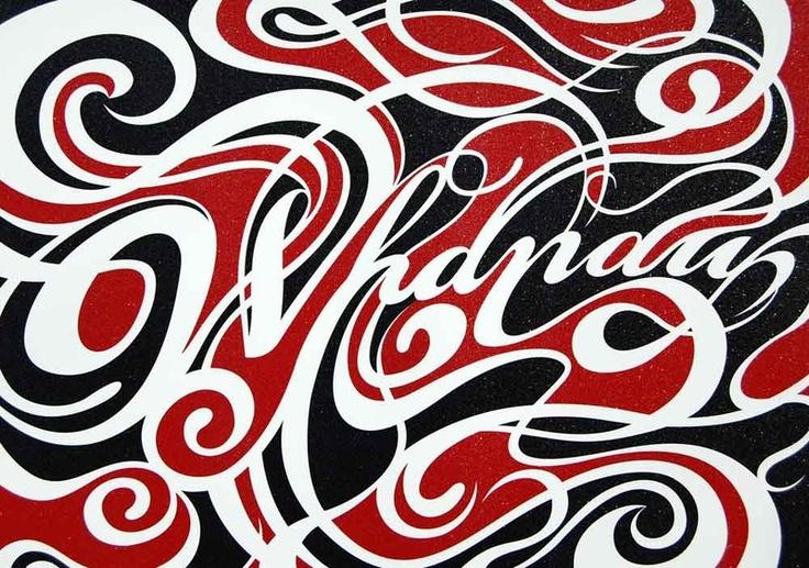 Shane Hansen : Whanau Sparkle Limited Edition - Clever Bastards: The best of New Zealand art  design