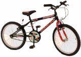 findathing247 Jackal Boys Bike Jackal 12 Boys Bike oversized ATB frame, 20 alloy rims, junior riser bars, single speed, patterned saddle and chainwheel disc, V brakes and adjustable brake levers. Ins (Barcode EAN = 5642617381988). http://www.comparestoreprices.co.uk/kids-bikes-