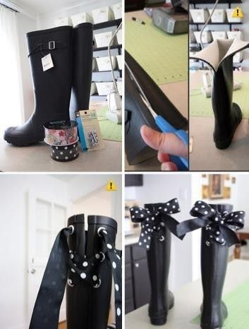Cute! And good for those of us with big calves... :)