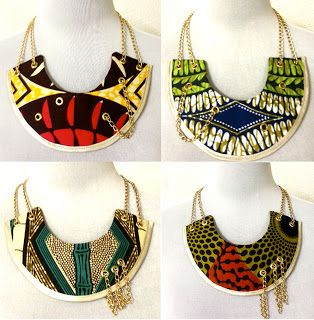 My Asho   Local Fashion Made Global: Fab Item of the Day - Yinka Necklaces