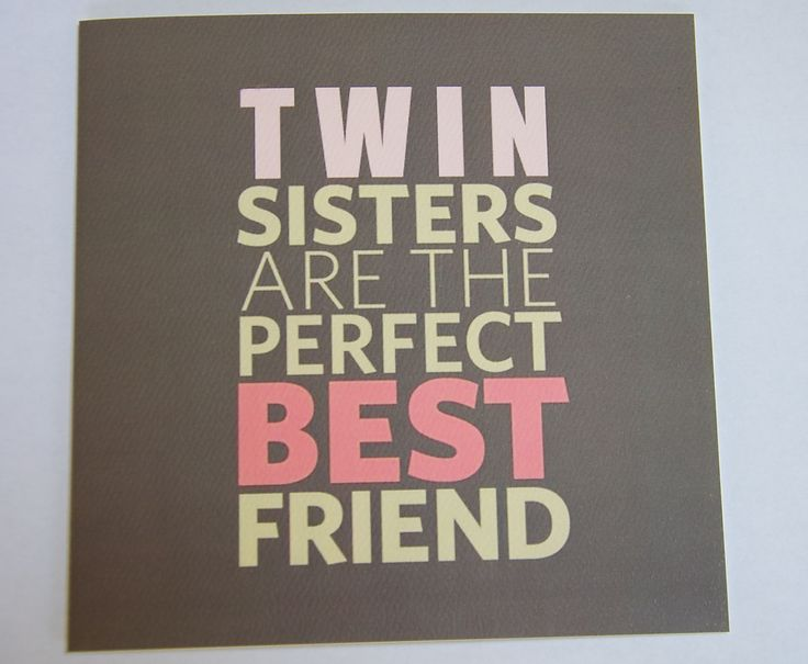 36 Best Twin Quotes Images On Pinterest