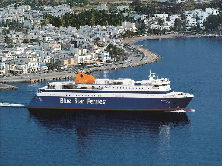 Λάβετε μέρος στο μεγάλο διαγωνισμό της «BLUE STAR FERRIES» και του Travelstyle.gr και κερδίστε ένα από τα 15 διπλά εισιτήρια με επιστροφή προς Κυκλάδες, Δωδεκάνησα και Νησιά Β.Α.Αιγαίου
