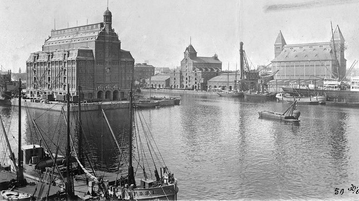 Se billederne: Københavns forsvundne havn - Byliv | www.aok.dk