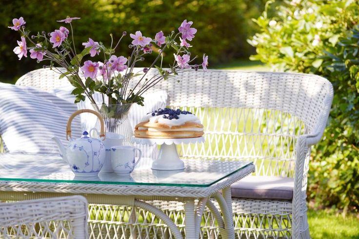 Romantyczne meble ogrodowe Georgia Garden
