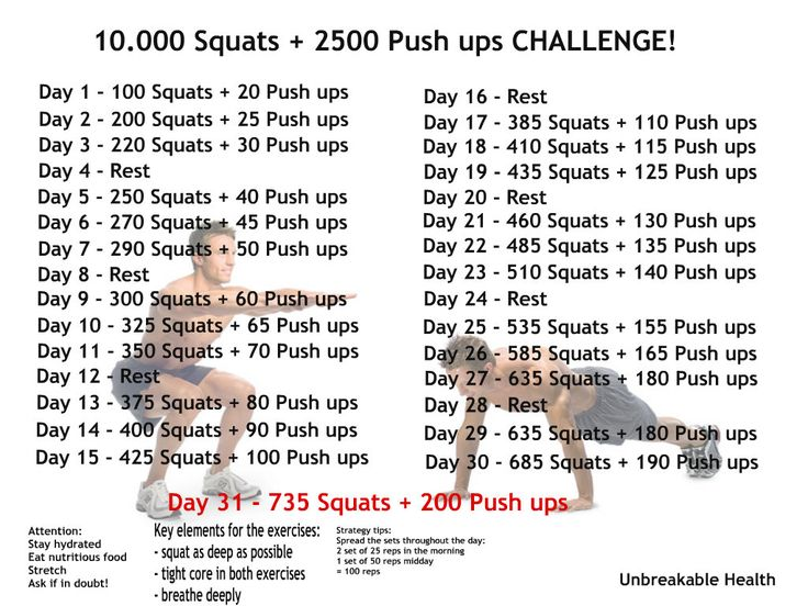 33 Best Images About Crossfit 30 Day Challenge On