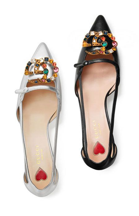 d3de78e5e694 Iconic - Gucci Shoes from Spring Summer 2018 Collection