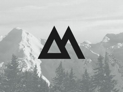 Ski Brand Logo by Hype & Slippers: Slippers, B W Photos, Logos Design, Logos Inspiration, Graphics Design, Branding Logos, Branding Identity, Skiing Branding, Restaurant Branding