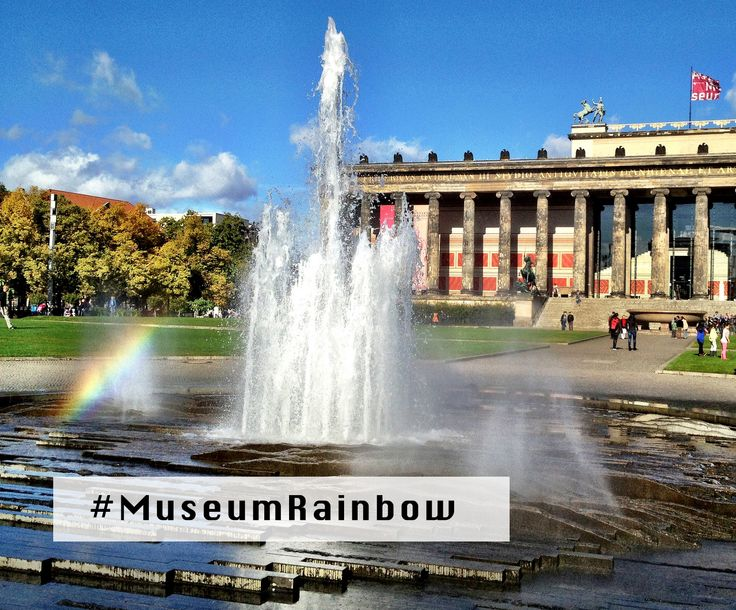 Join us in creating a #MuseumRainbow from 14th to 20th March 2016: http://www.museum140.com/portfolio/museumrainbow/