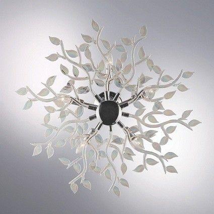 Plafonniere/Wandlamp Spring Iride