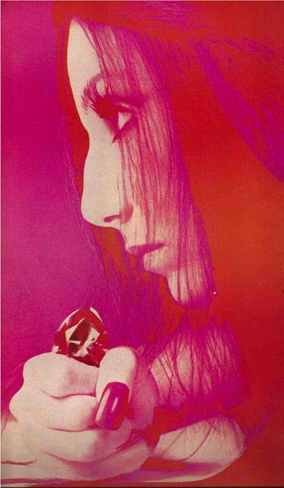 Richard Avedon - Cher