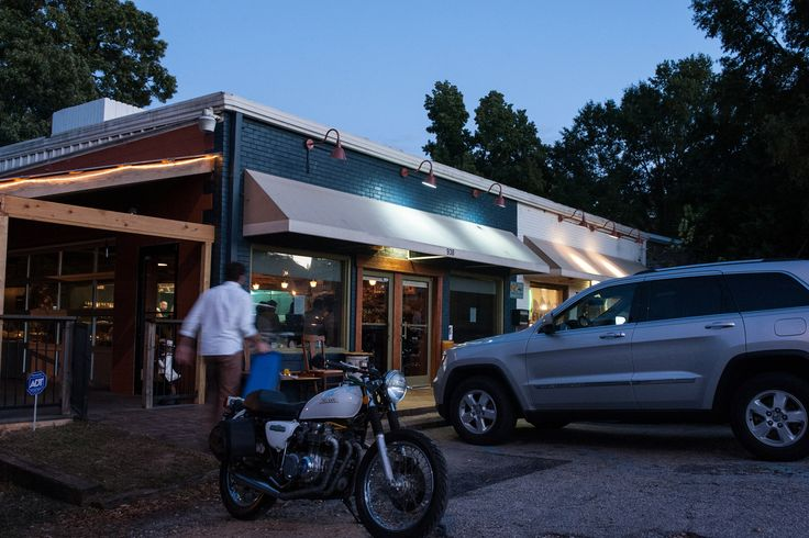 Stanbury Restaurant Raleigh North Carolina