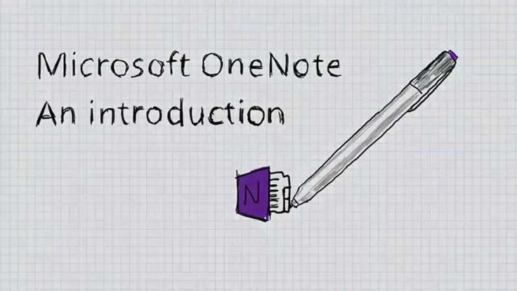 An overview of OneNote for the student audience