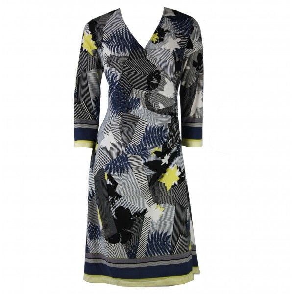 Wandy Creative Wrap Dress