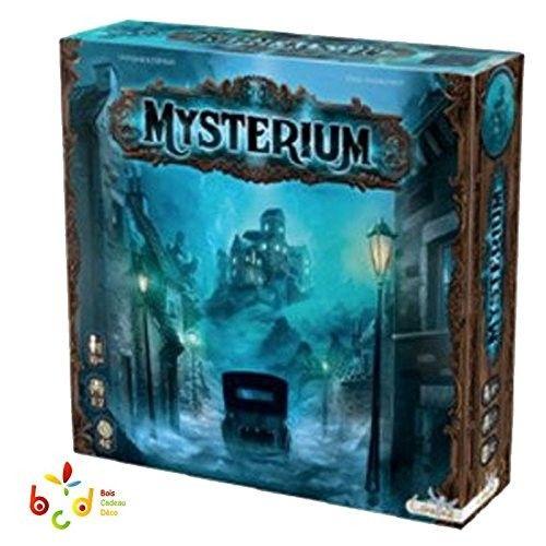 Asmodée - LIBMYST01FR - Mysterium: Amazon.fr: Jeux et Jouets