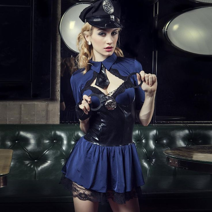 2016 Sexy Police Super Cool Military Instructor Suit Police Costume Halloween Costume Sexy Police Uniforms Cosplay Role Playing