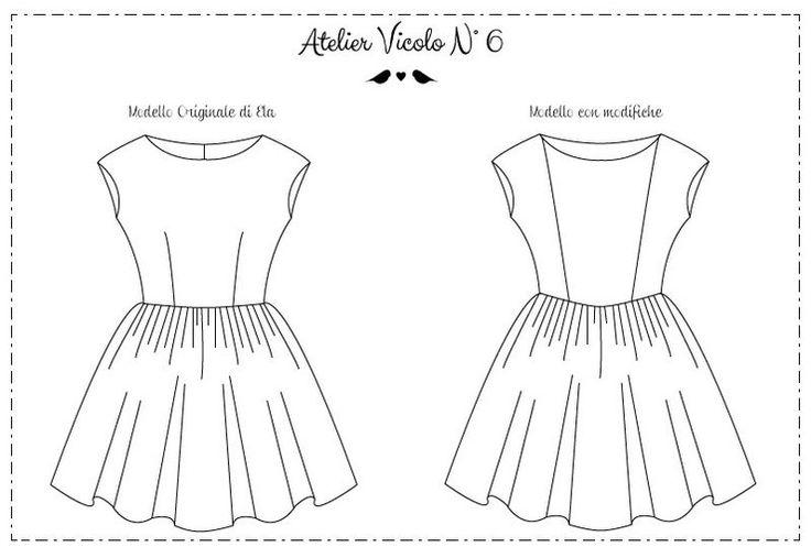 Un abito da favola... - Il Blog di Atelier Vicolo N°6