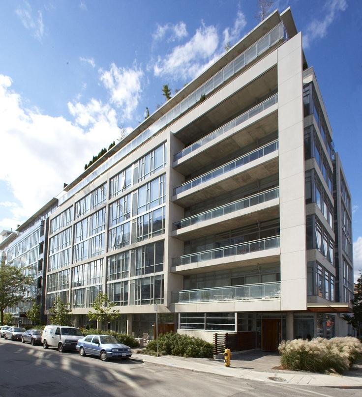 66 Portland, Freed Developments  85 Condominium units, 9 storeys
