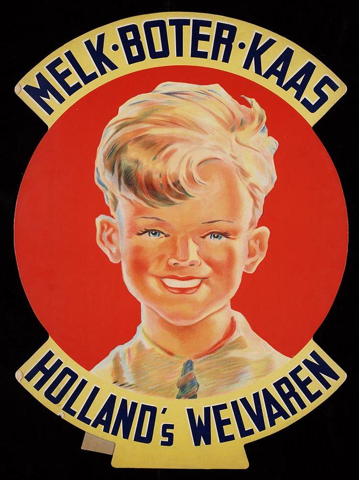melk boter kaas hollands's welvaren