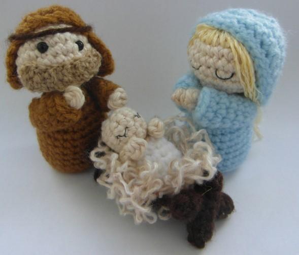 Amigurumi Nativity : 29 best images about Gurumi on Pinterest Robert smith ...
