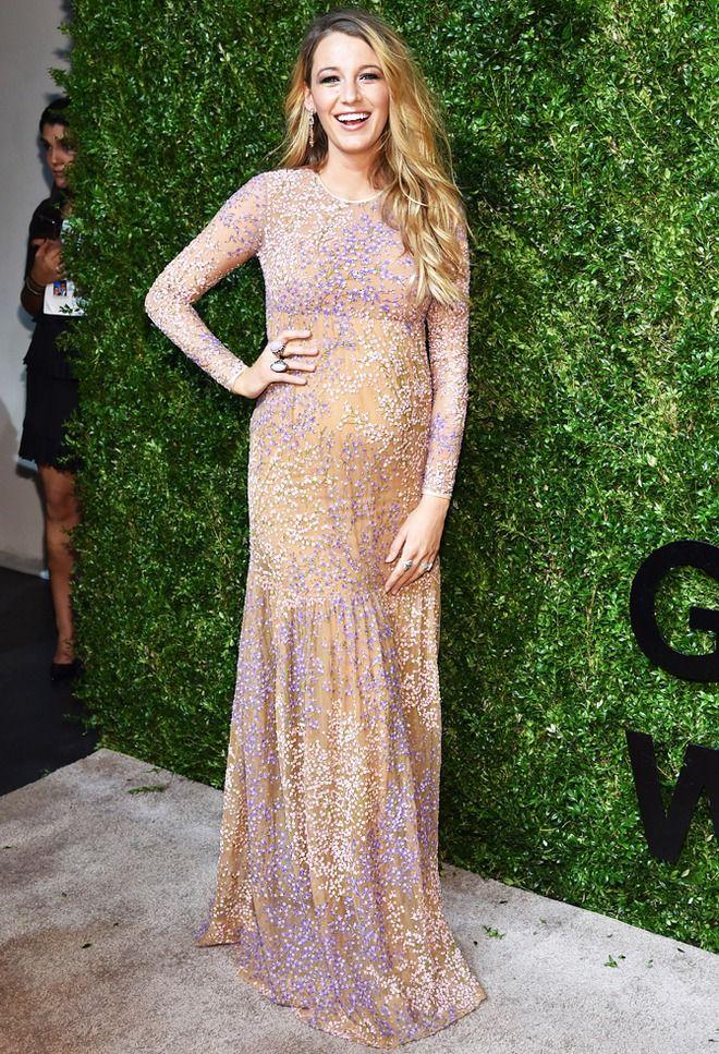 Стильные девять месяцев: интересные образы беременной актрисы Blake Lively - Ярмарка Мастеров - ручная работа, handmade