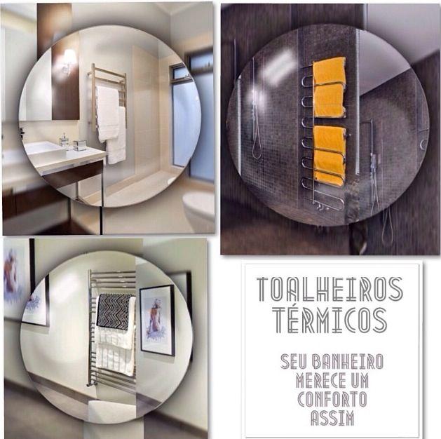 os toalheiros trmicos produzem aquecimento atravs de um sistema de irradiao de calor mantm as