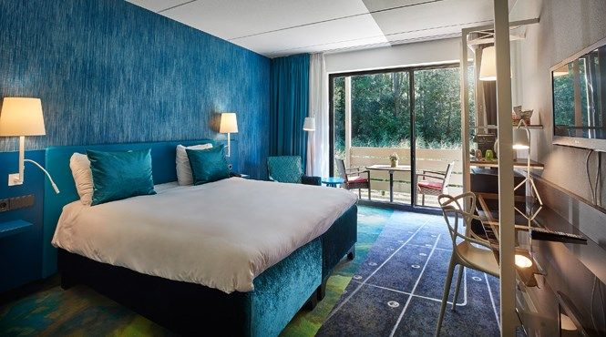 The best hotelbed @Carlton President hotel #topperbox #bestnightever