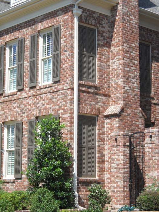 Handmade Brick Custom Blend - Memphis Residence