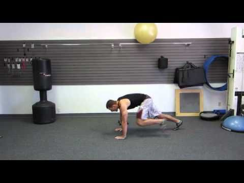 Beginner MMA Workout At Home by Pro MMA Fight Coach Kozak of HASfit 060711