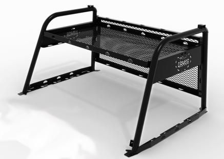 UTV Headquarters - Polaris Ranger Rear Basket Storage Rack
