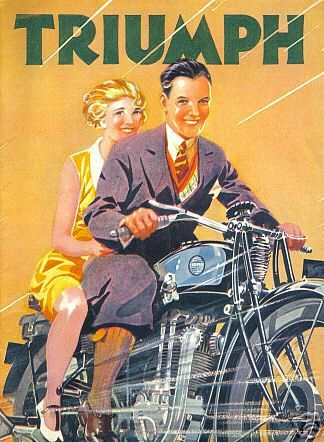 188 best vintage motorcycle poster art images on pinterest