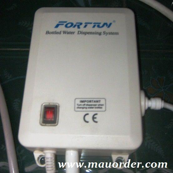 Forttun sebetulnya merupakan salah satu produk pompa dispenser galon bawah, namun dapat digunakan untuk keperluan mesin kangen water anda.