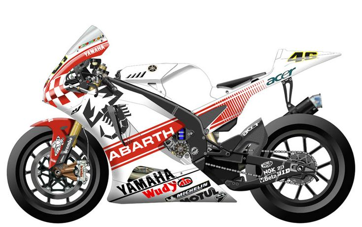 Moto Gp Bike Pictures Abarth 8
