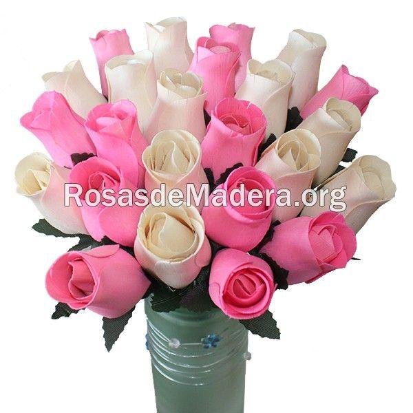 Ramo de rosas dulce - Rosas de Maderahttp://www.rosasdemadera.org/ramos-de-rosas/91-ramo-de-rosas-dulce.html
