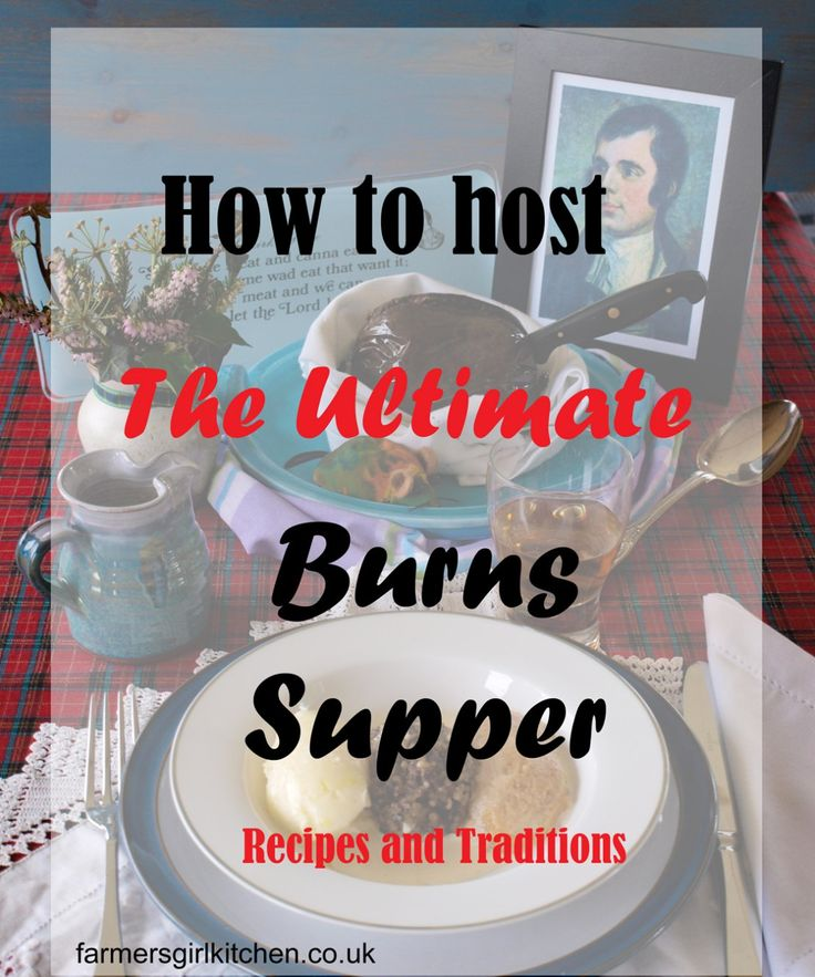 19 best burns night dinner 2015 menu food ideas images on how to host the ultimate burns supper with recipes for scallops haggis and cranachan and malvernweather Choice Image