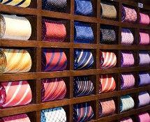 Neck Tie Racks Keep Your Ties Tidy
