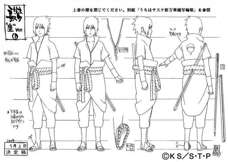 Image Result For Sasuke Character Design Naruto Sketch Naruto Drawings Naruto Shippuden Sasuke