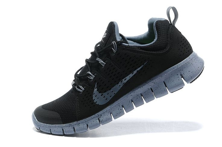 Nike Free Powerlines+ II Mens Carbon Black 555306-060