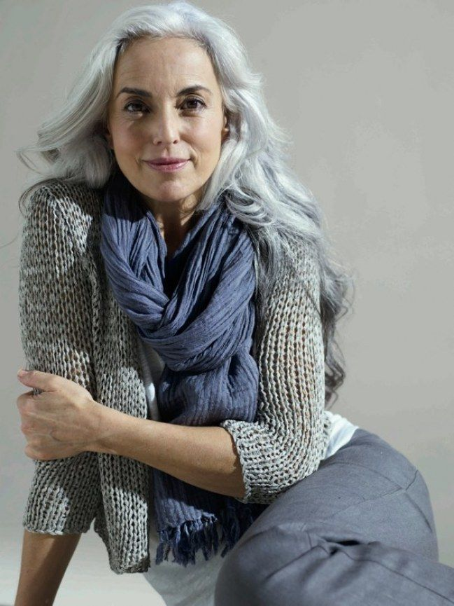 61-летняя модель Ясмина Росси: образы и секреты привлекательности 2