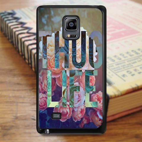 Rose Thug Life Samsung Galaxy Note 5 Case