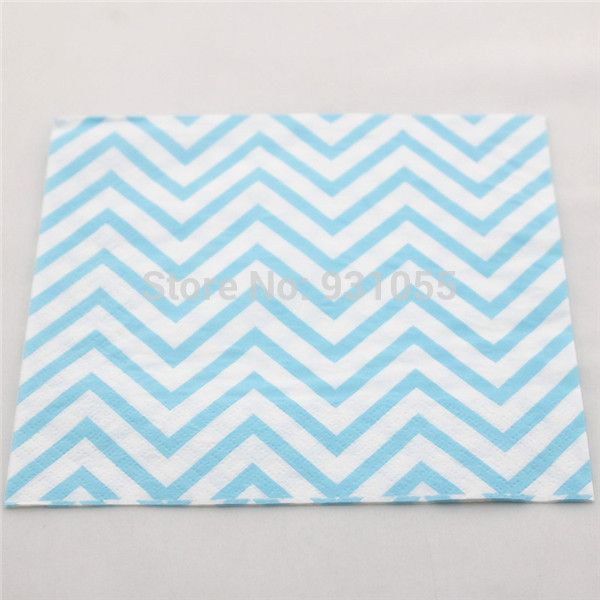 Cheap paper towel holder wall, Buy Quality napkin stand directly from China paper baking cups suppliers Suppliers:   Free Shipping 5 Packs Baby Blue Chevron  Folding Paper Napkins  Description Brand Name: