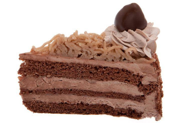 Gaštanový krém do koláčov