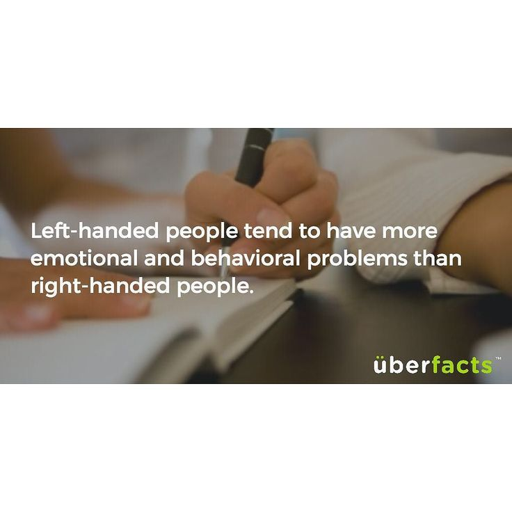 uberfacts left handed