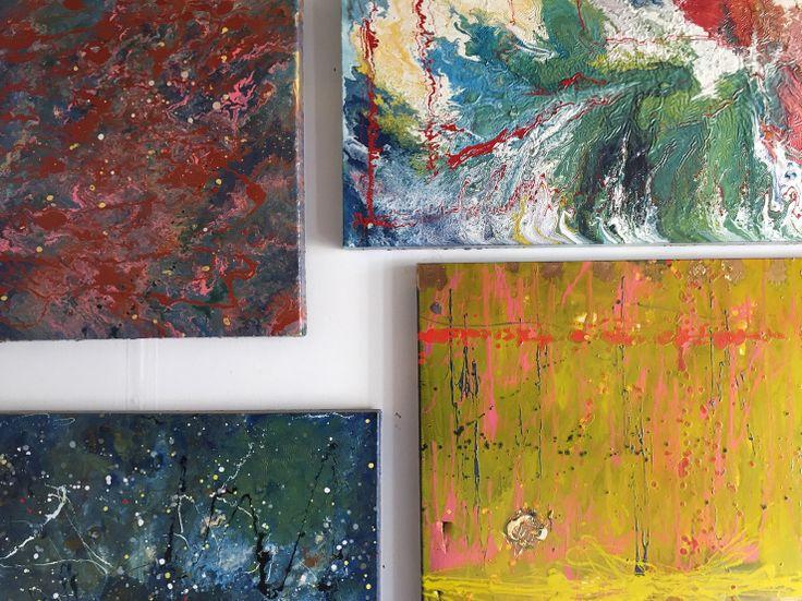 Agustin Ciarfaglia www.agustinciarfaglia.com  #painting #studio #london #art #artists
