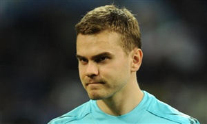 Igor Akinfeev  U r here 2.  Thanks for everything.